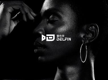 DELFIN-新疆德利菲影视文化传媒 品牌视觉系统创建