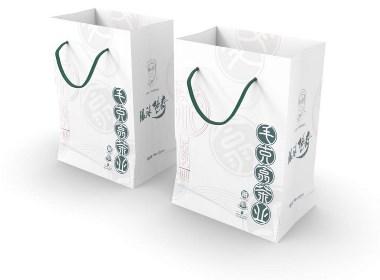 茶叶企业手袋设计