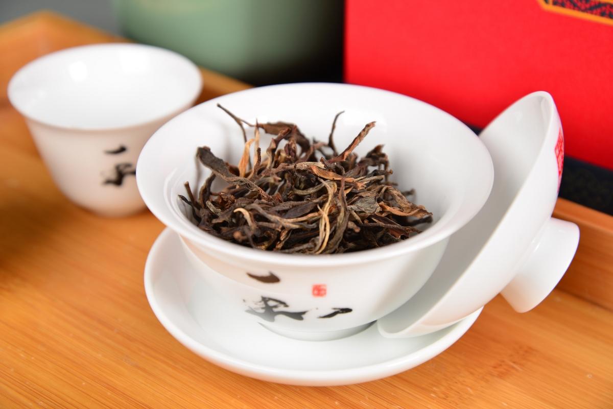 普洱茶散茶包装设计-已商用