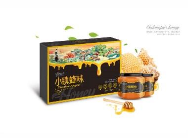 達瑪蜂蜜包裝設計
