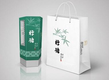 中西方元素结合酒类包装设计