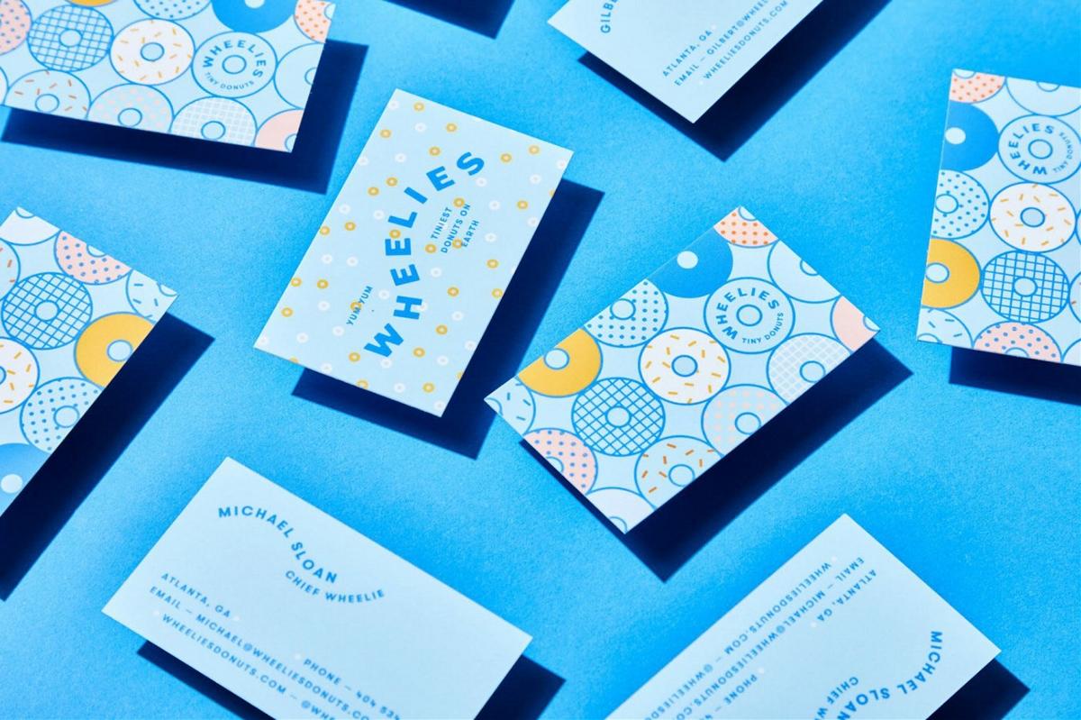 Wbeelies 移动餐厅品牌形象设计