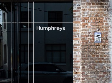 Ben Humphreys 房地产经纪公司品牌形象设计