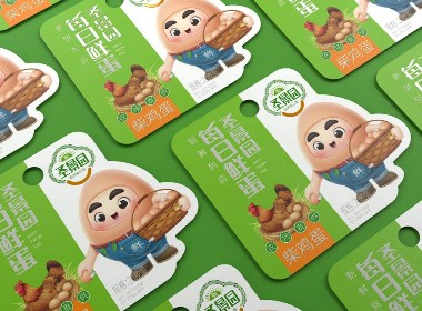 圣景园鸡蛋—徐桂亮品牌设计