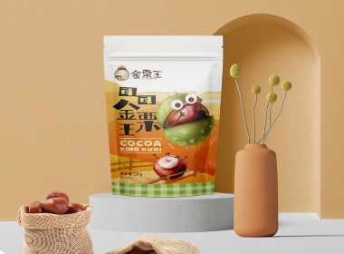 Chestnut packaging-栗子包装