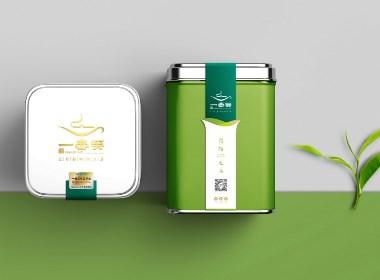 一壶笑 茶叶包装设计
