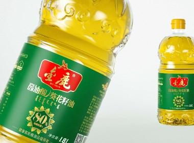 金鹿高油酸葵花籽油