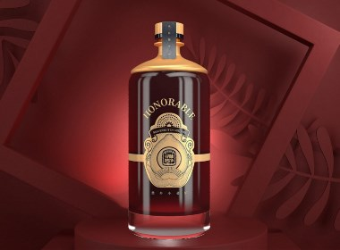 寻味梵净柚子酒—徐桂亮品牌设计