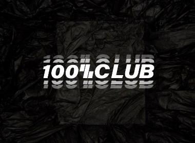 100%CLUB LOGO 发布