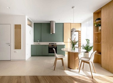 NEEN DESIGN   一间舒适的一室公寓