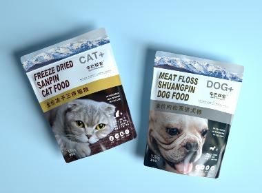 沃爱广告 辛巴探索 —— 宠物粮包装设计猫粮狗粮