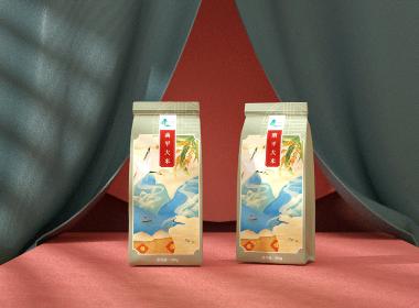 武夷山&新国潮 - 南平大米包装设计