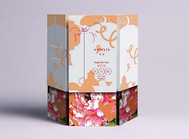 安琪糕点类包装设计 × 小小山设计