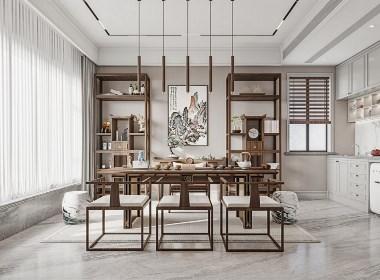 法式现代别墅  时尚优雅