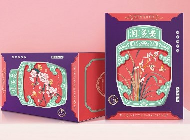 寶中堂 膏方包裝設計系列 | 元威 x 月多美