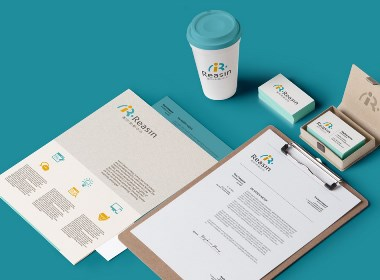 医疗类品牌vi形象延展设计 × 小小山设计