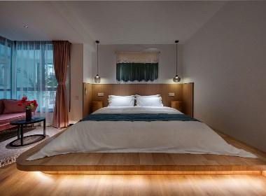 庭留 · 城市民宿酒店空间设计|长空创作