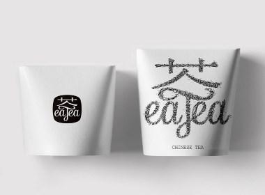 美国eaTea 私房茶品牌形象与包装设计