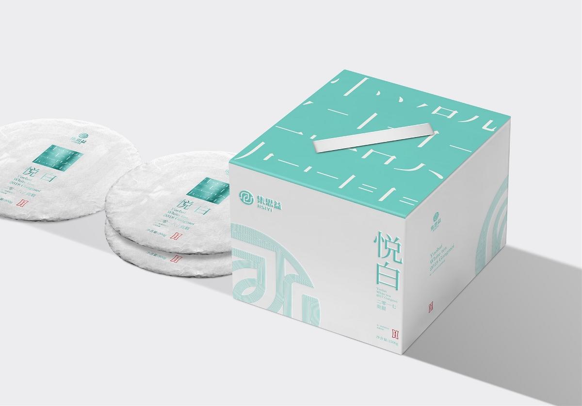 茶叶包装悦白—意形社