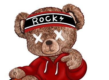 嘻哈熊系列