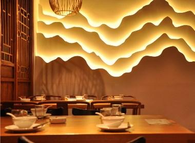 杭州品尚设计︱西宁紫荷花主题餐厅