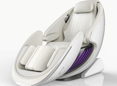 太空舱按摩椅给你未来的按摩体验 丨 智能按摩椅