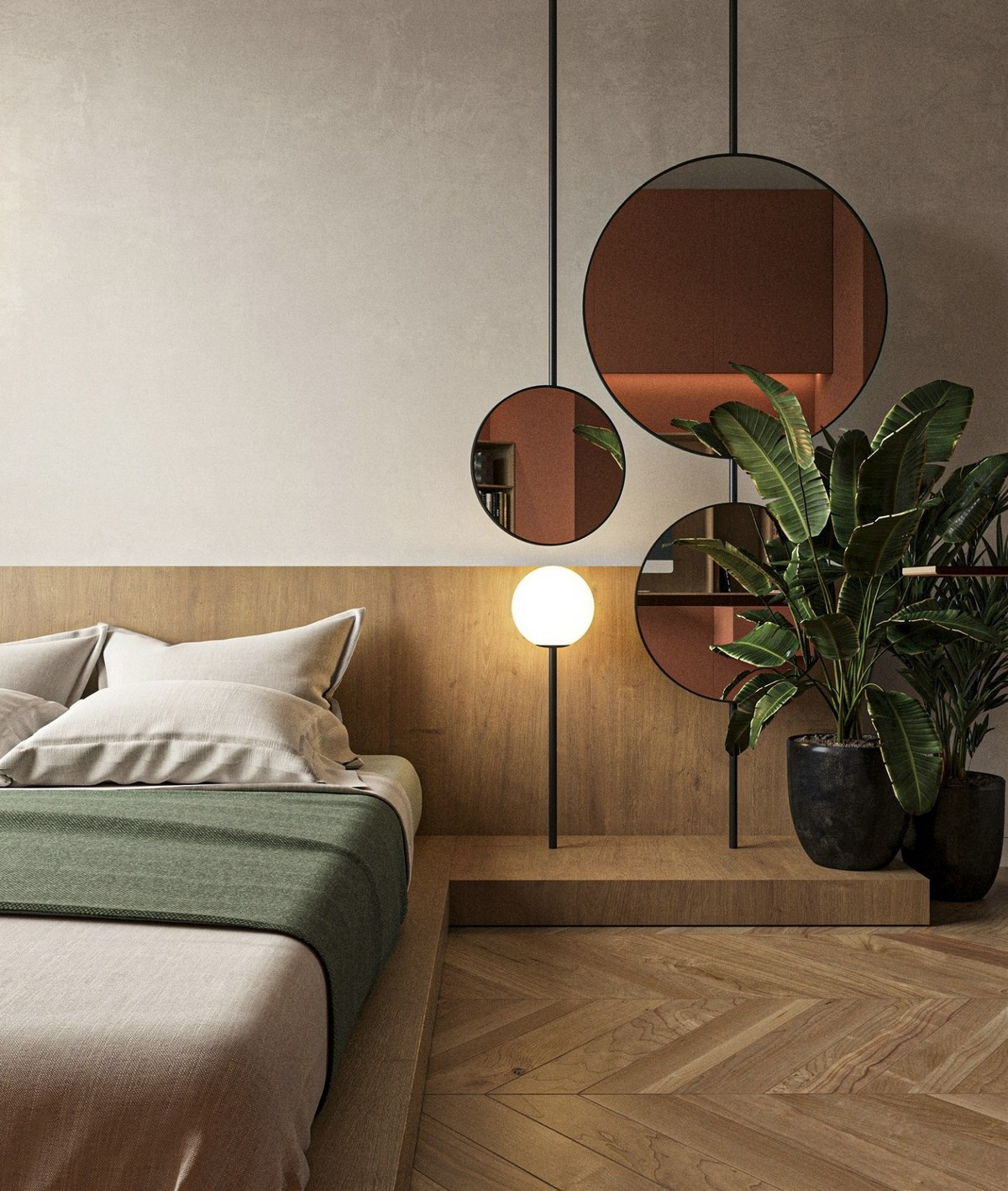 150㎡简约风公寓 舒适生活的本质