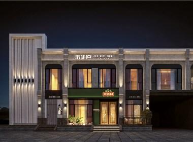 杭州品尚设计︱濮阳家味道餐厅设计