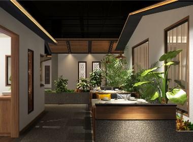 杭州品尚设计︱重庆很高兴见到你餐厅设计