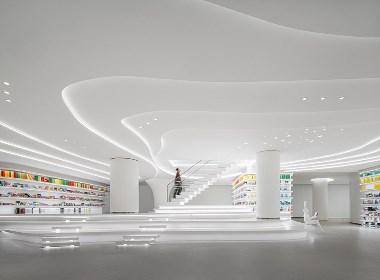 星际探索之旅—保山·新鸥鹏教育城销售中心 | EHOO易虎设计