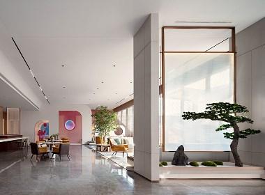 南京彰泰观南府销售中心 | EHOO易虎设计
