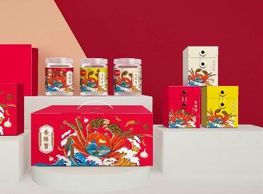 胖舅舅 | 品牌標志設計  x  食品包裝設計系列