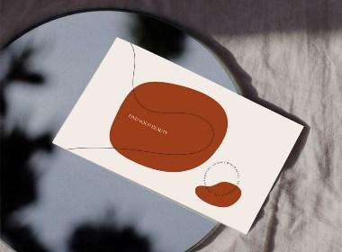 青柚設計 × 尋美生物 丨美容院品牌VI設計