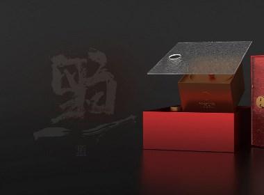 造塑創意X黑白茶策 福鼎白茶品牌形象全案策劃