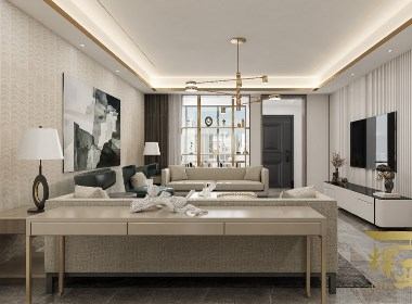 现代别墅全景设计