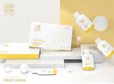 果饮包装设计案例分享 ●  从不营销