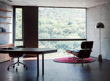 11个国外时尚的家庭办公空间,与装饰相得益彰