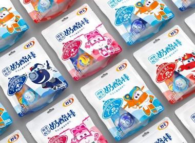 盛火新作丨包装传达产品特性,妙飞奶酪棒焕新升级!