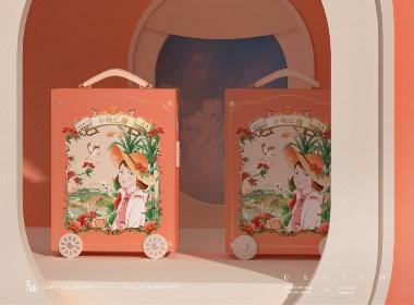 青柚设计 x 云南红糖| 红糖包装设计