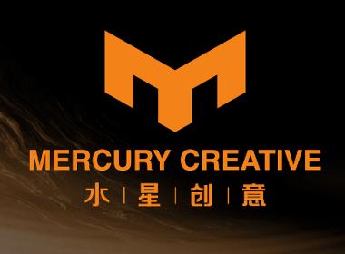 水星设计品牌VI提案,平面设计