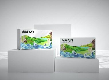 海产干菌礼盒