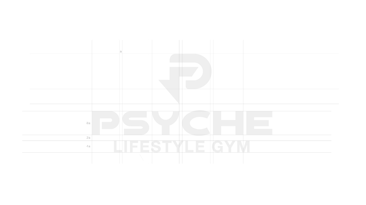PSYCHE健身馆   品牌提案设计