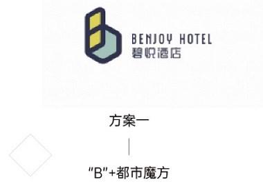碧悦酒店VI系统设计