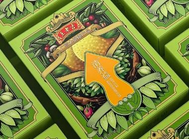 王老吉刺梨膠原蛋白肽固體飲料—徐桂亮品牌設計
