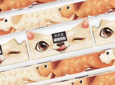 高鵬設計—寵物濕糧主食食品包裝設計