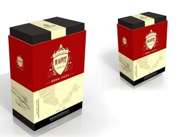 东革阿里包装设计