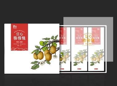 弥猴桃包装设计,水果包装设计,水果礼盒包装设计,高档水果包装设计
