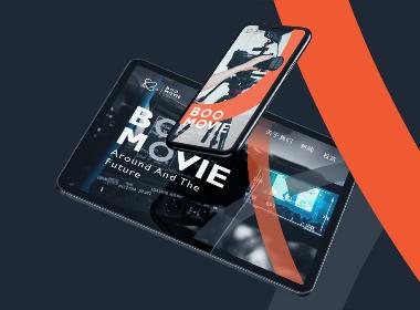 BOO MOVIE | 品牌设计