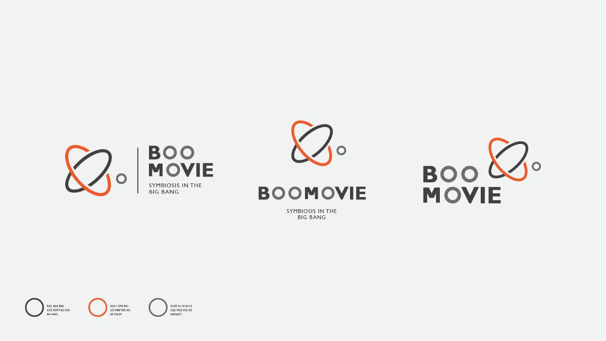 BOO MOVIE   品牌设计