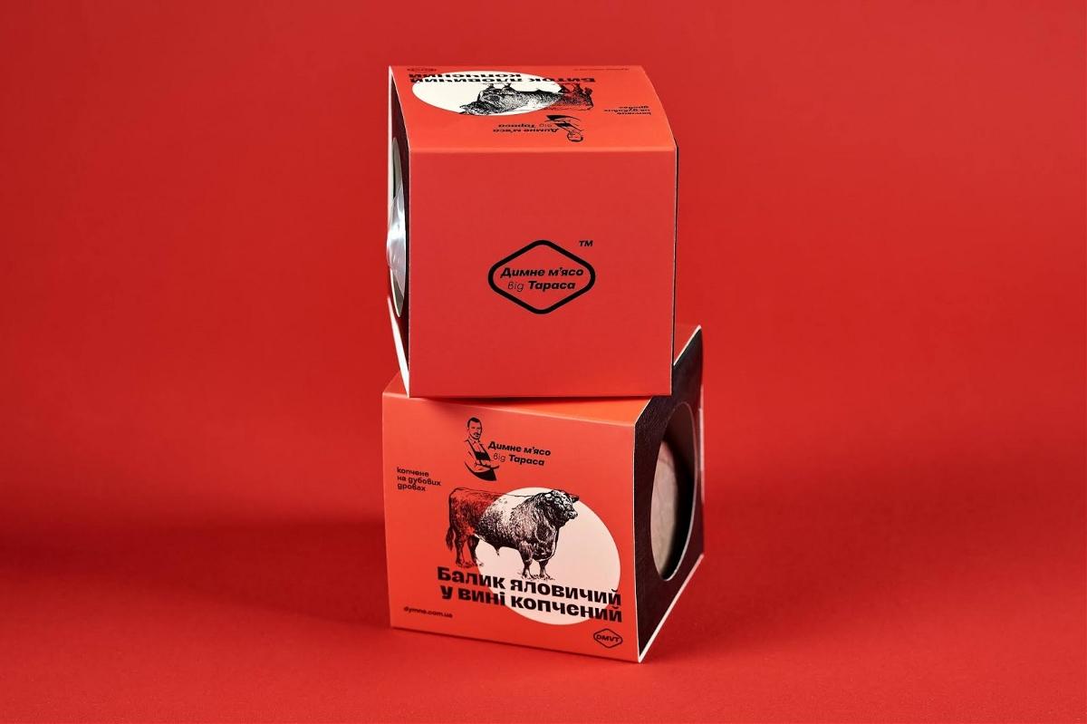 DMVT肉制品包裝設計
